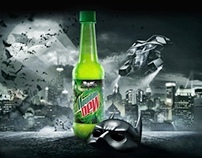 Mountain Dew | Go Inside Gotham City