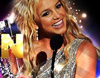 Madame Tussauds - Britney Dance Chain