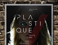 2013 - Plastique poster design