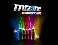 Mizone advertising
