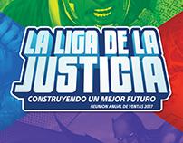 Cemex - Liga de la Justicia