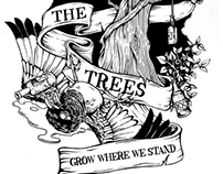 The Trees Band Shirt