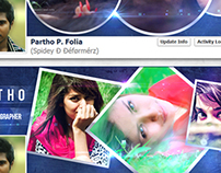 Facebook Timeline Design Collection