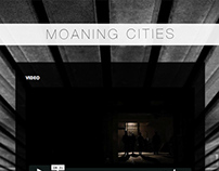 Moaning Cities { Webdesign & code }