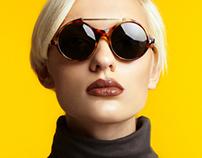 HELLO GLASSES lookbook 2012