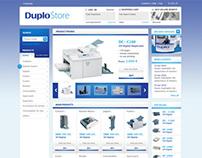 Duplo Store