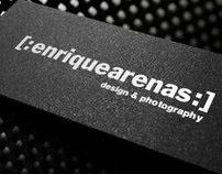 Enrique Arenas - Logo Design