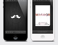 Portfolio iOS App