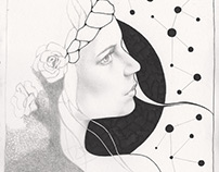 Soul Traits - Pencil drawings