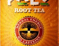 PALO Root Tea : Package design, branding, art direction