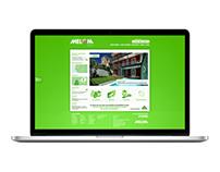 Melom Website - UI/UX
