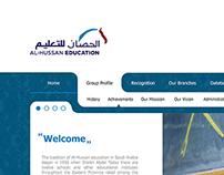 Al Hussan web site