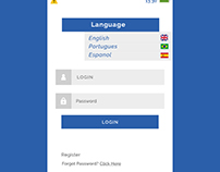 UI Design / App Screen