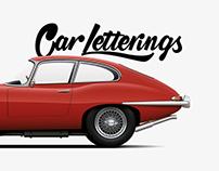 Car Letterings 2