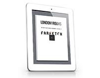 London Show Rooms X Farfetch iBook