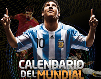 Adidas World Cup Calendar Iphone app