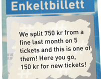 Ruter - It pays off to buy a ticket