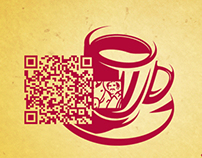 QR codes coffee