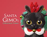 Santa Gimo's Christmas Theme