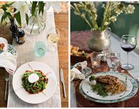 // Food Styling : Latitude Cafe