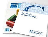 Castell de Masricart - Brochures
