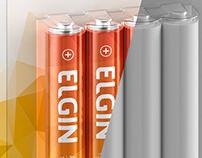 Elgin Batteries   3D Packshot