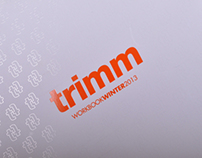 Trimm Workbook Winter 2013 Catalog
