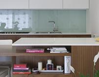 Kitchen Sliding Table