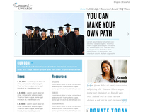 Onward & Upwards Website