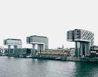 Facade for Pandion Vista, Cologne   GER