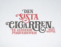 SCENSOMMAR / TEATER VID SILJAN »Den Sista Cigarren«