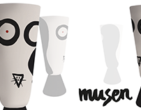 MUSEN - first prize in the Rometti competition 2014