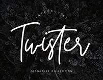 Twister Script Font