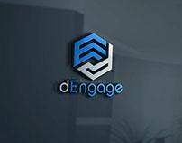 dEngage Logo