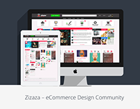Zizaza – eCommerce Design Community