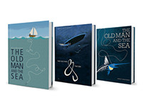 Bookjacket Redesign: The Old Man and the Sea
