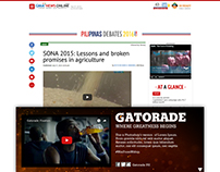 GMA News Online - Gatorade Ad Placement Study