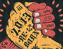 LAZYBONE poster (2013/3/17)