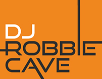 DJ Robbie Cave Branding