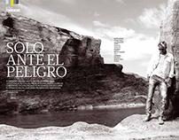 Solo Ante El Peligro Editorial: DT Magazine