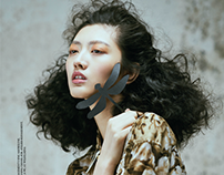 Vogue Taiwan | Whispery Layers