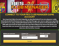 PES Club Manager Hack Cheat PES Coins anD GP