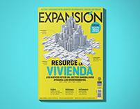 Portada Expansión: Resurge la vivienda