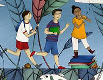 Agenda Escolar Colegio Cervantes