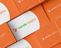 VENDE BAJITO, Diseño de marcas, brand