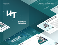 InterPharm // Landing Page