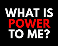 POWER IS ME
