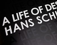 Hans Schleger - A Life of Design