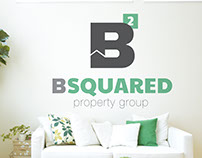 BSquared Property Logo Development - Final Design