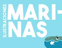 _-_-_ILUSTRACIONES MARINAS_-_-_